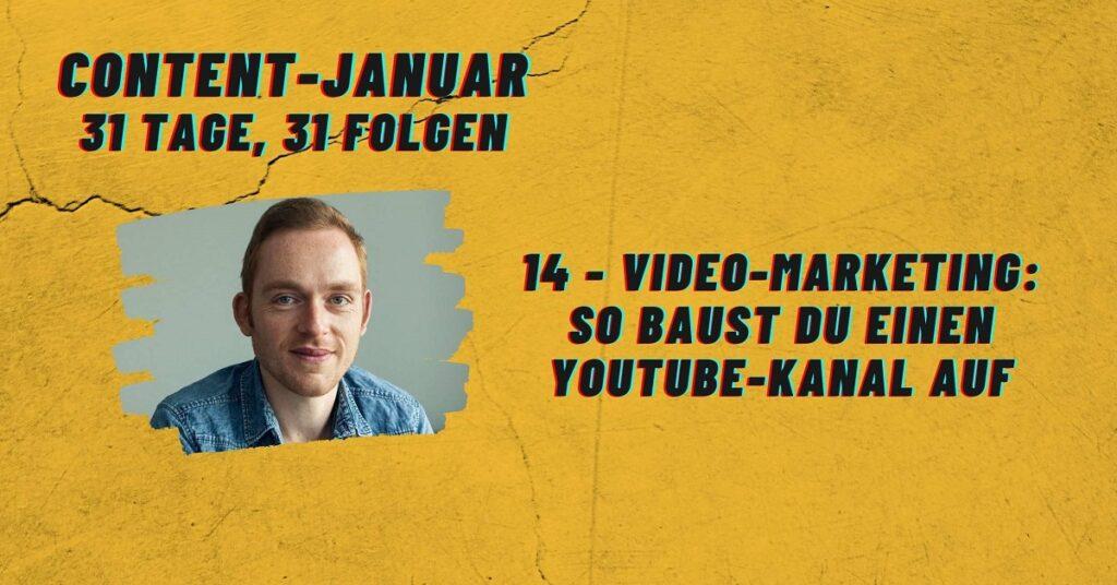 Video-Marketing auf Youtube